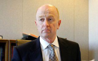 «Ο χαμηλός πληθωρισμός ευνοεί τη χαλάρωση της νομισματικής πολιτικής», δήλωσε ο Αυστραλός κεντρικός τραπεζίτης, Γκεν Στίβενς.