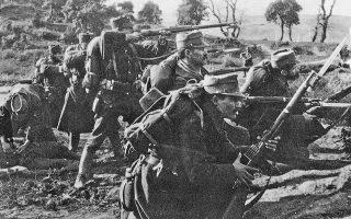Η μάχη του Σαρανταπόρου αποτέλεσε μία από τις καθοριστικές πρώτες επιτυχίες του ελληνικού στρατού στον Α΄ Βαλκανικό Πόλεμο. («Βαλκανικοί Πόλεμοι 1912-1913 - Το φωτογραφικό λεύκωμα των Ρωμαΐδη-Ζέιτζ», εκδ. Κέδρος)