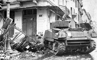 Η μάχη της Αθήνας, το 1944, κατέστρεψε και το ΕΑΜ και τις αστικές μεταρρυθμιστικές δυνάμεις και άνοιξε το δρόμο για τον τρίτο εμφύλιο  πόλεμο του 1946-49.