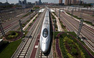 Τα αναπτυξιακά έργα που περιλαμβάνει το κινεζικό πρόγραμμα αφορούν κατά κύριο λόγο τον κλάδο των υποδομών και ιδιαίτερα τα σιδηροδρομικά δίκτυα.