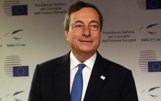 Ρόλο- κλειδί στις εξελίξεις θα έχει ο Μάριο Ντράγκι και η ΕΚΤ, ανάλογα με τη στάση που θα τηρήσει η Αθήνα.