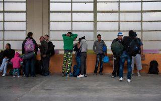 Για τους πρόσφυγες η Θεσσαλονίκη είναι μόνο ένας σταθμός που θα τους οδηγήσει –μέσω FYROM, Σερβίας, Ουγγαρίας– στον δυτικό «παράδεισο».