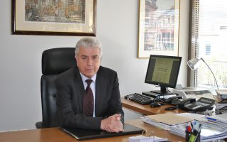 ο πρόεδρος και διευθύνων σύμβουλος της ΔΕΗ Εμμανουήλ Παναγιωτάκης.