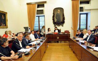Μαραθώνια  ήταν η χθεσινή συνεδρίαση της Επιτροπής Θεσμών και Διαφάνειας της Βουλής με αντικείμενο την ακρόαση των προτεινομένων μελών του νέου Διοικητικού Συμβουλίου της ΕΡΤ.