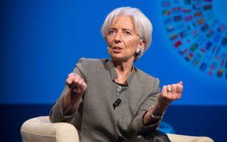 Η διευθύντρια του ΔΝΤ Κριστίν Λαγκάρντ πιθανώς να συμμετέχει και σε τρίτο πρόγραμμα των Ευρωπαίων για την Ελλάδα, αν και υπάρχουν πολλοί άγνωστοι παράγοντες που θα πρέπει πρώτα να διευκρινισθούν.