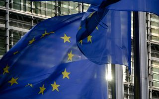Είναι η πρώτη φορά που η Ευρωπαϊκή Επιτροπή προτείνει πρόστιμο για την υποβολή λανθασμένων στοιχείων στον προϋπολογισμό εκ μέρους κυβερνήσεων της Ευρωζώνης.