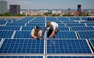 Στα πεδία ερευνών της ηλιακής και αιολικής ενέργειας, αλλά και στα βιοκαύσιμα, η Γερμανία θεωρείται πρωτοπόρος.