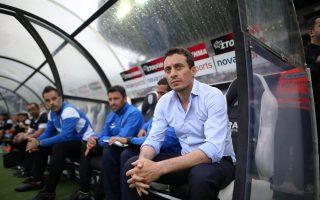 Ο Γεωργιάδης προσπαθεί να βρει λύσεις ώστε ο ΠΑΟΚ να μη χάσει τη δεύτερη θέση των πλέι οφ