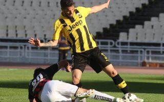 Η Ενωση επιβλήθηκε με 3-0 της Παναχαϊκής στο ΟΑΚΑ.