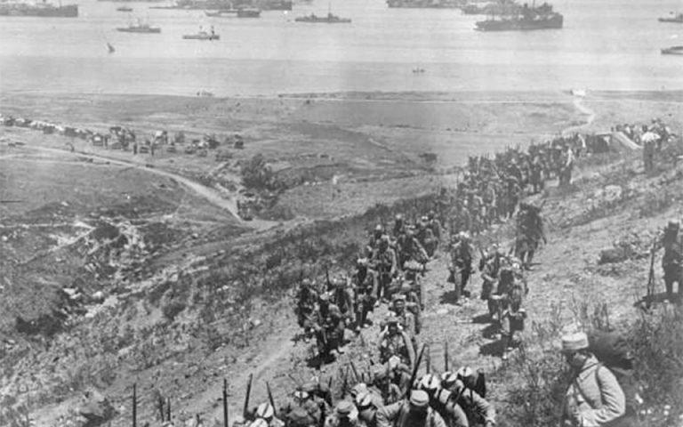 Η μάχη της Καλλίπολης και η Ελλάδα