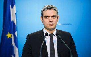 Ο εκπρόσωπος τύπου της ΝΔ, κ. Καραγκούνης κατηγόρησε την κυβέρνηση ότι έχασε χρόνο, έχασε ευκαιρίες και βρήκε νέο πρόσχημα για να μην φέρει προς ψήφιση το πολυνομοσχέδιο.