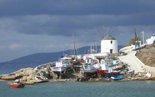 Η Ελλάδα έχει χάσει σήμερα περίπου 12.000 από τα 17.500 παραδοσιακά αλιευτικά σκάφη.