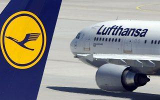 Παρά τις υψηλές δαπάνες για συντάξεις, η Lufthansa εμφάνισε κέρδη 425 εκατ. ευρώ το πρώτο τρίμηνο έναντι ζημιών 252 εκατ. ευρώ το ίδιο διάστημα πέρυσι.
