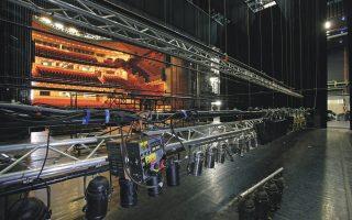 Το backstage του Μεγάρου Μουσικής Αθηνών αποκαλύπτεται και αυτό στο κοινό που επιθυμεί να γνωρίσει καλύτερα την πρωτεύουσα εκ των έσω.
