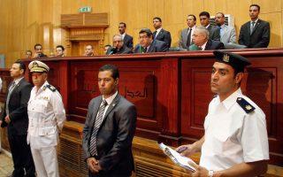 Επικρίσεις για τη σκανδαλώδη μεροληψία τους εις βάρος ισλαμιστών κατηγορουμένων δέχθηκε το δικαστικό σώμα στην Αίγυπτο.