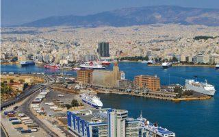 Εκδήλωση κατά της ιδιωτικοποίησης του ΟΛΠ διοργανώθηκε χθες από την Ομοσπονδία Υπαλλήλων Λιμανιών Ελλάδας.