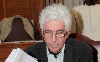 Ο Υπουργός Δικαιοσύνης Νίκος Παρασκευόπουλος.