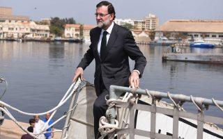 Το κόμμα του Ισπανού πρωθυπουργού Ραχόι θα κέρδιζε σήμερα τις εκλογές.