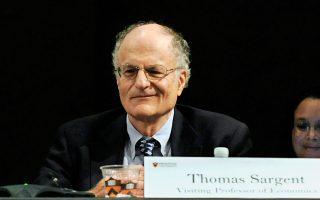 Τομ Σάρτζεντ: Η αρχιτεκτονική της Ευρωζώνης χαρακτηριζόταν εξαρχής «από υψηλό βαθμό αμφισημίας».
