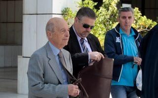 Ο κ. Κώστας Σημίτης για πρώτη φορά δημόσια ενώπιον του δικαστηρίου εξέφρασε την προσωπική του θέση για όσα συνέβησαν στο παρασκήνιο της άσκησης της κυβερνητικής πολιτικής επί των ημερών του.