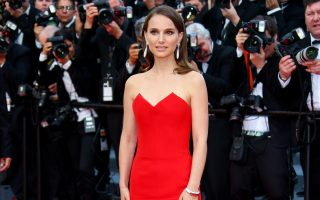 Natalie Portman and Benjamin Millepied attend the opening ceremony and premiere of 'La Tete Haute ('Standing Tall') during the 68th annual Cannes Film Festival on May 13, 2015 in Cannes, France.<P><noscript><img width=