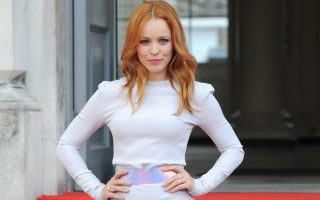 Rachel McAdams attends the world premiere of 'About Time' at Somerset House, London.<P><noscript><img width=