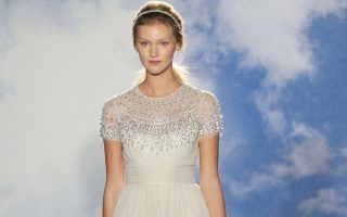 Jenny Packham Spring 2015 Bridal