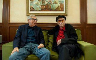 Ο Βιτόριο και ο Πάολο Ταβιάνι αναγορεύτηκαν επίτιμοι διδάκτορες του τμήματος Ιταλικής Φιλολογίας του ΑΠΘ.