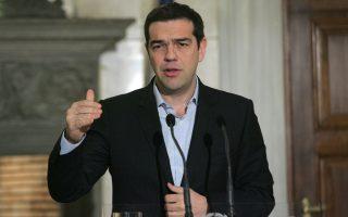 Ο πρωθυπουργός  αναζητεί κοινό βηματισμό μεταξύ κυβέρνησης, Κ.Ο. του ΣΥΡΙΖΑ και κόμματος.