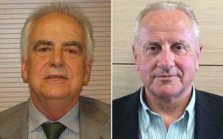Ο κ. Ευστάθιος Τσοτσορός  (αριστερά) αναλαμβάνει καθήκοντα προέδρου και ο κ. Γρηγόρης Στεργιούλης καθήκοντα διευθύνοντος συμβούλου.