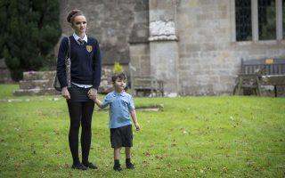 Η νεαρή Αμπιγκεϊλ Λόρι είναι εκ των πρωταγωνιστών του τηλεοπτικού «The Casual Vacancy».