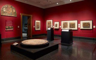 Στην Ουάσιγκτον, στο Λος Αντζελες και στο Σικάγο παρουσιάστηκε η έκθεση «Ουρανός και Γη, Η τέχνη στο Βυζάντιο μέσα από ελληνικές συλλογές».