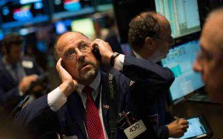 «Σε πολύ βραχύ ορίζοντα οι κακές μακροοικονομικές ειδήσεις έχουν θετικό αντίκτυπο στις μετοχές, μεταθέτοντας την απόφαση της Fed», τονίζουν αναλυτές.