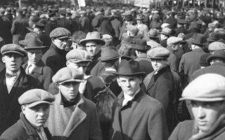 Οι πρώτες μορφές αντίδρασης των μελών της κοινότητας του Μαρίενταλ για την οικονομική κρίση και την αδιέξοδη κατάσταση που προκάλεσε η μακροχρόνια ανεργία δεν συνεχίστηκαν.