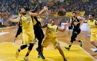 ΑΕΚ και Αρης θα λάβουν μέρος στο Γιουροκάπ, παίρνοντας την πρόσκληση της Ευρωλίγκας η οποία πείστηκε για την αγωνιστική άνοδο των δύο ομάδων.