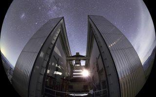 Προηγμένης τεχνολογίας τηλεσκόπιο του Ευρωπαϊκoύ Νοτίου Αστεροσκοπείου.