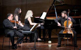 Το Artis Piano Trio παραμένει ένα από τα λίγα ελληνικά σύνολα μουσικής δωματίου, που έχει αντέξει στον χρόνο.