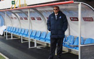 Ο Σέρχιο Μαρκαριάν σκιαγράφησε τα «πρέπει» που θα οδηγήσουν στην ανάκαμψη της Εθνικής ομάδας.