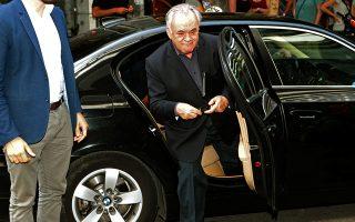 Ο αντιπρόεδρος της κυβέρνησης κ. Γιάννης Δραγασάκης.