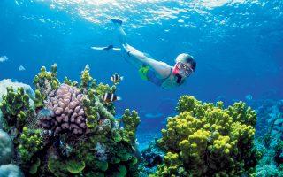 Πανέμορφοι οι ωκεανοί αλλά χρήζουν προστασίας, καθώς απειλούνται από πολλούς παράγοντες, όπως η κλιματική αλλαγή.