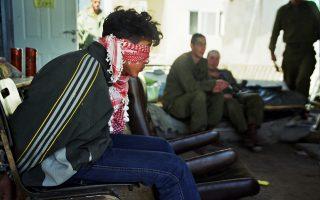 Φωτογραφία από την έκθεση «Breaking silence», που παρουσιάζεται στη Ζυρίχη.