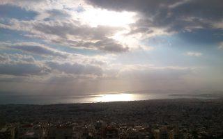 Η θέα προς την Αθήνα από μακριά, ένας μικρός διαλογισμός...