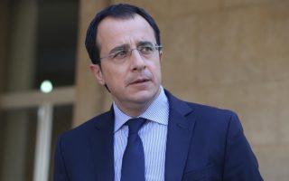 O Κύπριος κυβερνητικός εκπρόσωπος, Νίκος Χριστοδουλίδης.
