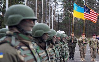 Η ρωσική πολιτική απέναντι στην Ουκρανία δικαίωσε την ύπαρξη του ΝΑΤΟ.