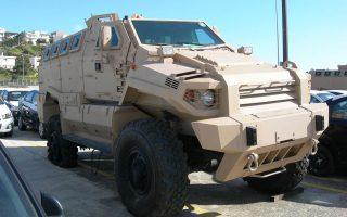 Τα δεσμευμένα οχήματα παρέμεναν μέχρι πρότινος στην αποβάθρα του ΟΛΠ στο Ικόνιο και πρόσφατα μεταφέρθηκαν σε αποθήκες του Στρατού Ξηράς. Το ΓΕΣ κίνησε διαδικασίες και τελικά πήρε τον Ιούνιο στην κατοχή του τα τρία από τα 16 θωρακισμένα οχήματα, τις δύο BMW και τη μία Mercedes.
