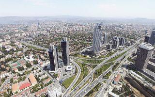 Μόνο τον περασμένο Μάιο πωλήθηκαν στην Κωνσταντινούπολη 21.576 κατοικίες, μέγεθος υπερδιπλάσιο σε σχέση με τις ετήσιες πωλήσεις κατοικιών για το σύνολο της Ελλάδας.