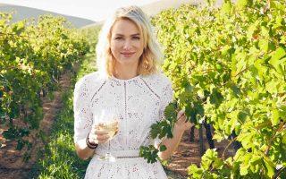 Naomi Watts promotes Aussie wine
