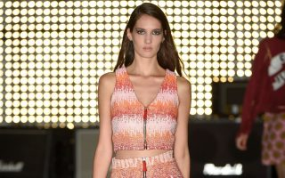 House of Holland Spring 2015 RTW