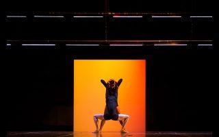 Living image. Χορογραφία: Έλτον Ντιμρότσι (Φωτογραφίες: Βασίλης Μακρής)