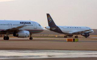 Στο πρόγραμμα συμμετέχουν οι εταιρείες Aegean Airlines & Olympic Air, Ryanair, Astra Airlines, Ellinair, Minoan Airlines Sky Express και Volotea.